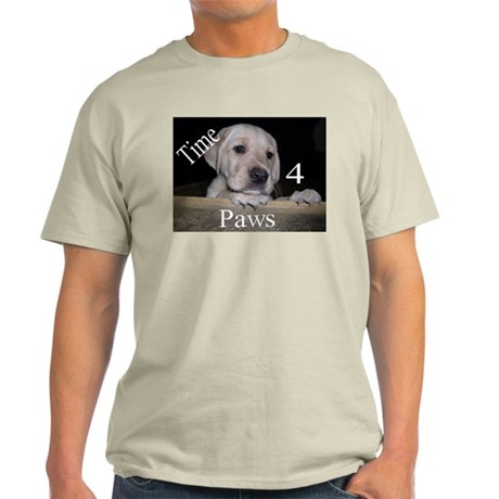Time for Paws Light T-Shirt