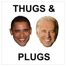 Thugs and Plugs Poster