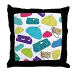 Handbag Lover Throw Pillow