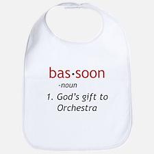 Bassoon Ninja Bib