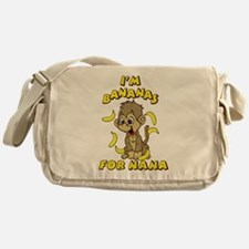 I'm Bananas For Nana Messenger Bag