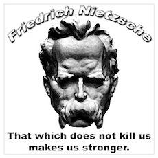 Friedrich Nietzsche 06 Poster