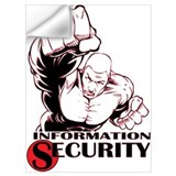 Information security Wall Decals