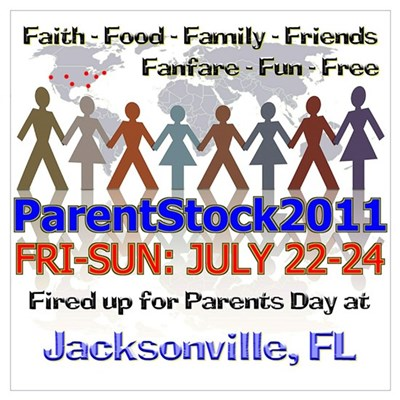 PS2011 Jacksonville Poster