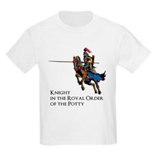 Royal Order of the Potty T-Shirt