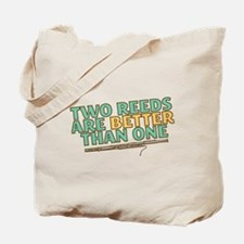 Two Reeds Tote Bag