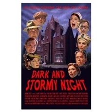 of Dark and Stormy Night Poster