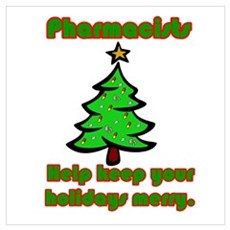 Pharmacists help keep your ho Poster