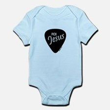 Pick Jesus - Romans 10:13 Infant Body Suit