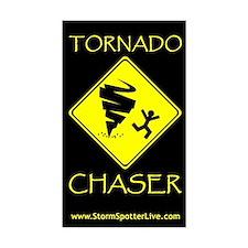 TORNADO CHASER WINDOW STICKER
