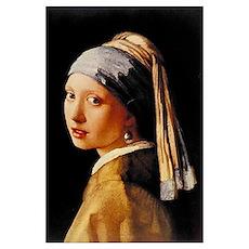 Vermeer Poster