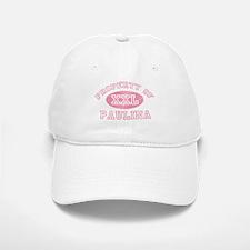 Property of Paulina Baseball Baseball Cap