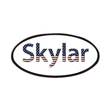 Skylar Stars and Stripes Patch
