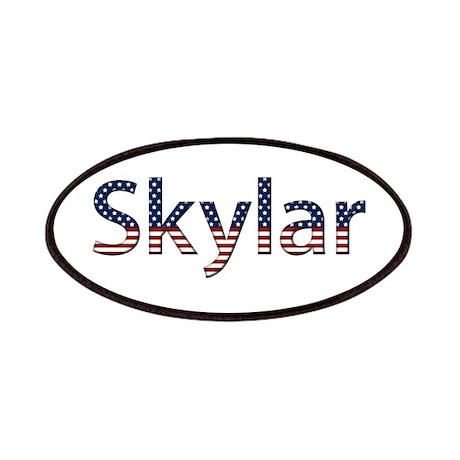 Skylar Stars and Stripes Patch
