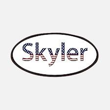 Skyler Stars and Stripes Patch