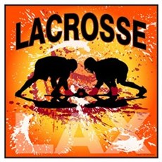 2011 Lacrosse 10 Poster