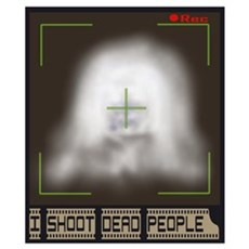 I shoot dead people Poster