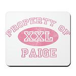 Property of Paige Mousepad