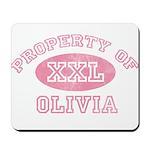 Property of Olivia Mousepad