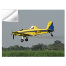 Ag Aviation Wall Decal