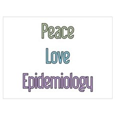 Epidemiologist Gift Poster