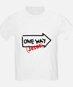 One Way (Jesus) T-Shirt