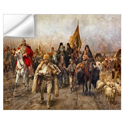 Great Migration Wall Decal
