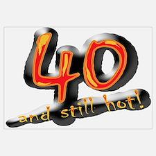 40 and still hot!
