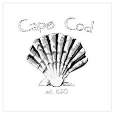 Cape Cod Est.1620 Poster