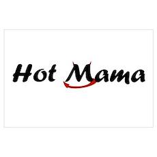 Hot Mama Poster