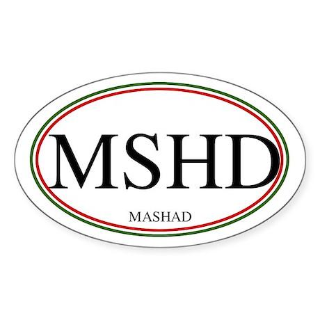 Mashad Sticker