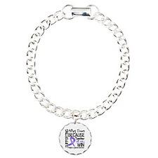 Supporting Son Hodgkins Bracelet