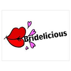 Bridelicious Poster