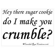 Sugar Cookie Poster