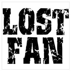 Lost Fan Canvas Art