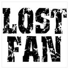 Lost Fan Poster