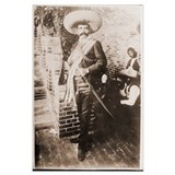 Zapata Wrapped Canvas Art