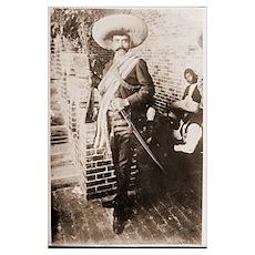 Emiliano Zapata Mexican Revolution Poster