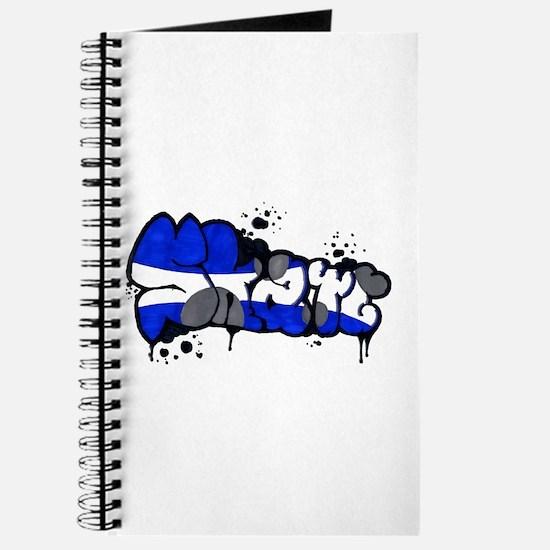 Skate Graffiti Journal