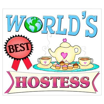 Best Hostess Gift best hostess gift framed print