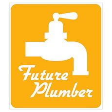 Future Plumber Poster