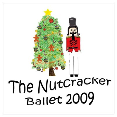 2009 Nutcracker Ballet Poster