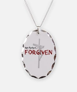 Not Perfect... Forgiven Necklace