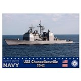 Navy ships Wrapped Canvas Art