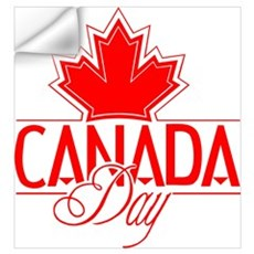 Canada Day Wall Decal