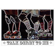 Talk Derby Neon