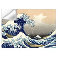 Classic Japanese Art Wall Decal