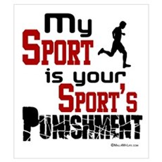 My Sport Canvas Art