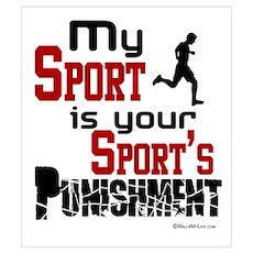 My Sport Poster