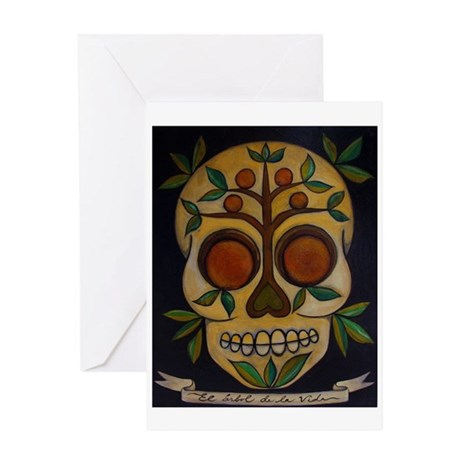Tree of Life Eden Folwell Greeting Card